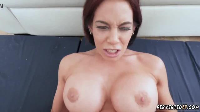 Sex goddess along with redhead milf anal first time she would